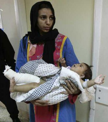 IRAQ VIOLENCE BAG10 5222594