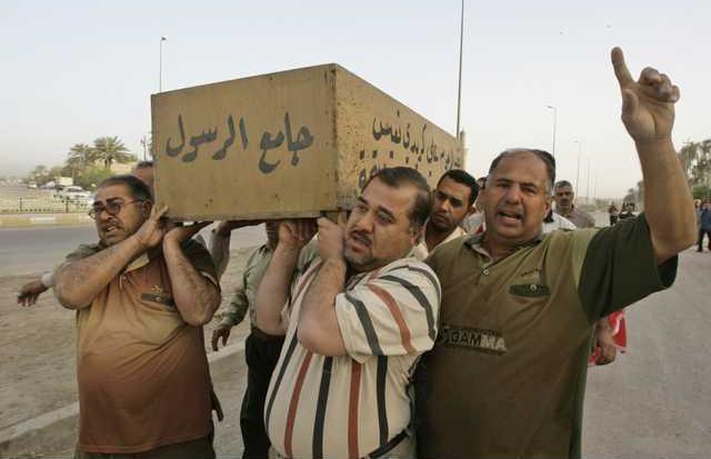 IRAQ VIOLENCE BAG10 5598199
