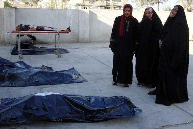 IRAQ VIOLENCE BAG10 6242441