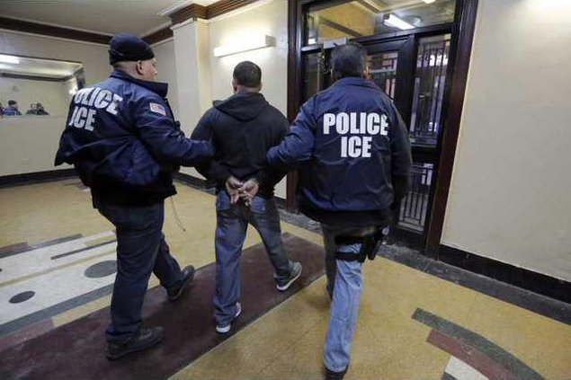 Immigration Enforceme Werm