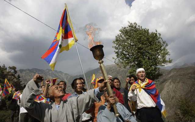India Tibet Torch X 5111628
