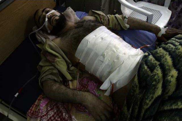 Iraq Clashes BAG102 5683649