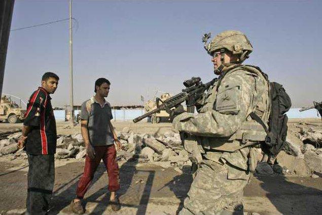 Iraq Roadside Bomb 5511275