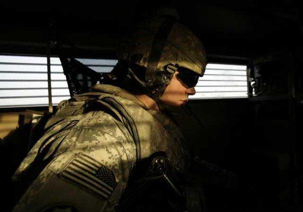 Iraq US Troops AMMA 5193844