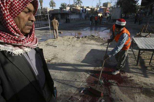 Iraq Violence BAG10 5468583