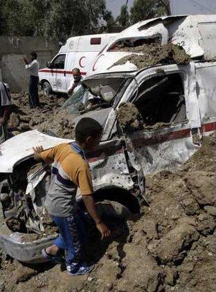 Iraq Violence BAG10 5721478