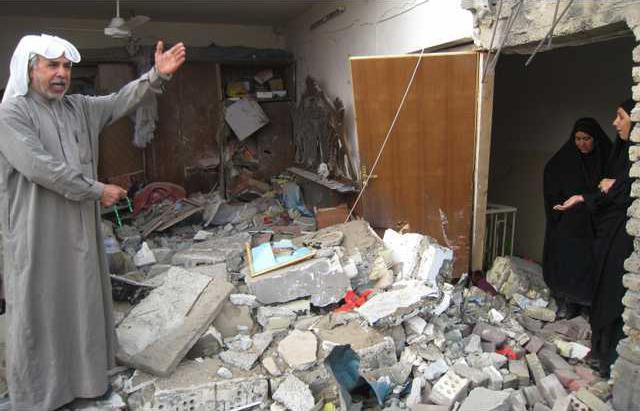 Iraq Violence BAG10 6913108
