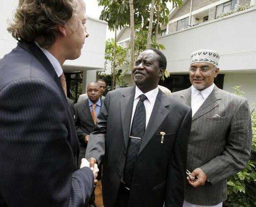 KENYA ELECTION VIOL 5488736