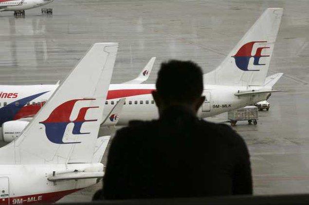 Malaysia Missing Jet Werm