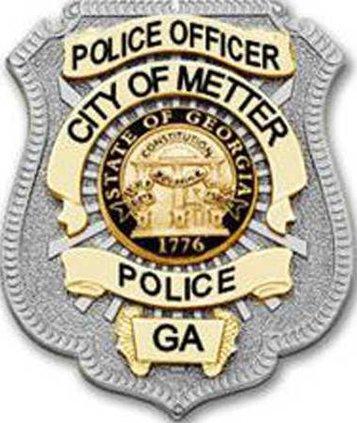 Metter police WEB