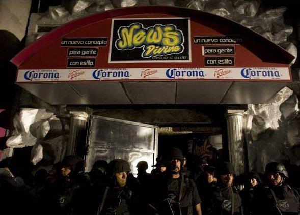 Mexico Nightclub De 8135563
