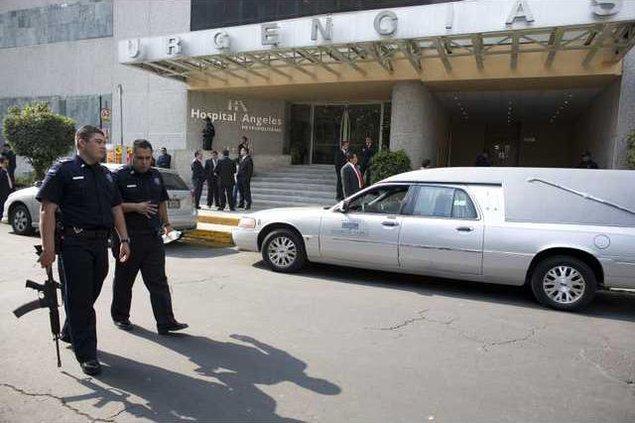 Mexico Police Kille 5564091