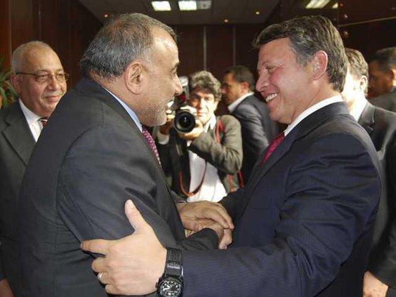 Mideast Iraq Jordan 5122303