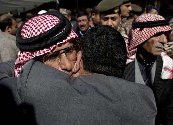Mideast Jordan Islami Werm