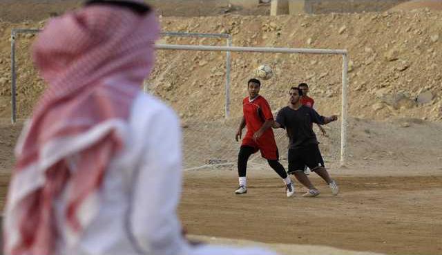 Mideast Saudi Arabia  Heal