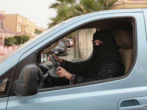 Mideast Saudi Women D Heal