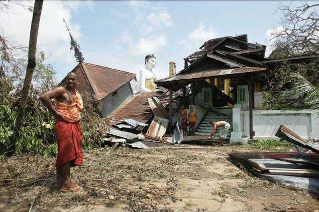 Myanmar Cyclone XAF 5336299