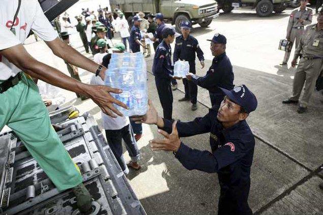 Myanmar Cyclone XBK 5188121