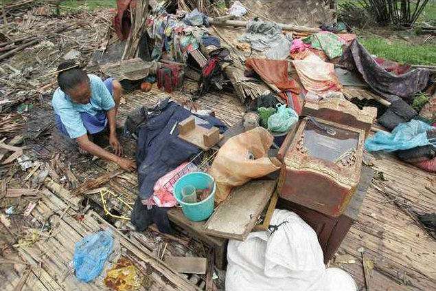 Myanmar XAF121 6495499