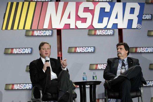 NASCAR 2012 Season Au Heal
