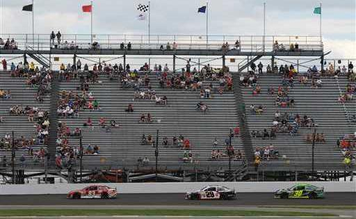 NASCAR Brickyard 400  Heal WEB