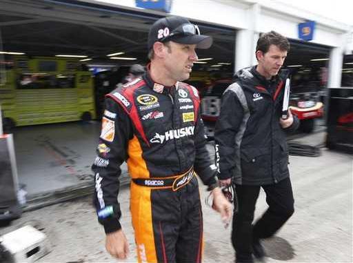 NASCAR Kenseth Engine Heal