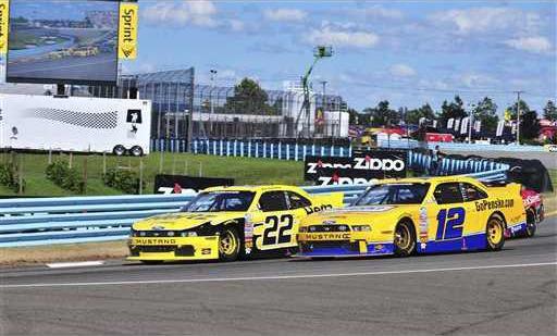 NASCAR Nationwide Wat Heal