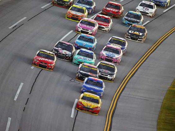 NASCAR Talladega Auto Heal 1 WEB