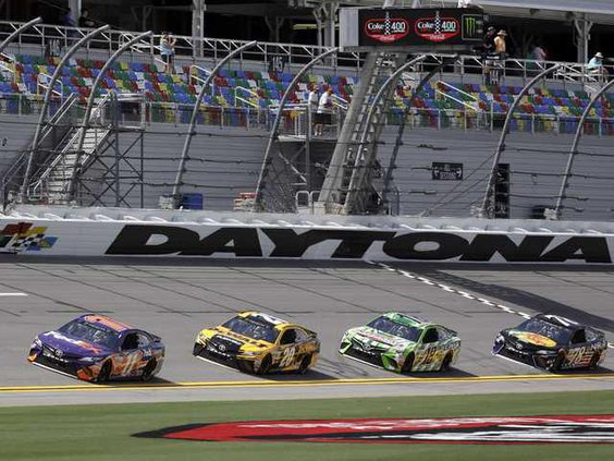 NASCAR WEB