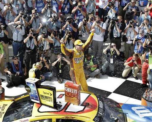 NASCAR Watkins Glen A Heal