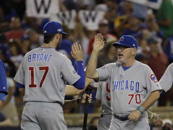 NLCS Cubs Dodgers Bas Heal WEB