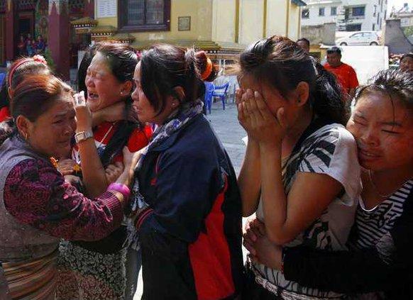 Nepal Everest Avalanc Heal