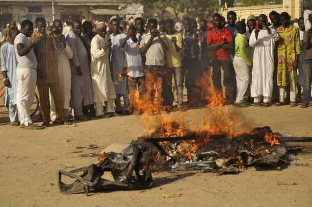 Nigeria Violence Werm