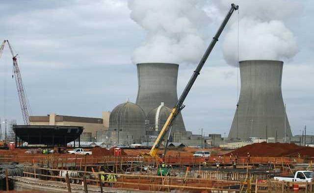 Nuclear Plant Werm