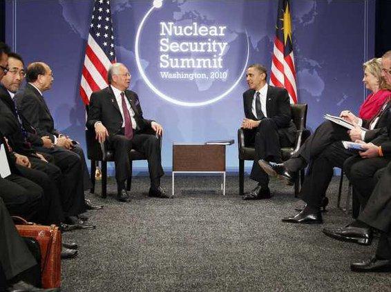 Nuclear Summit Heal