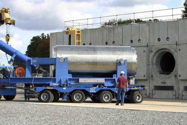 Nuclear Waste  Heal