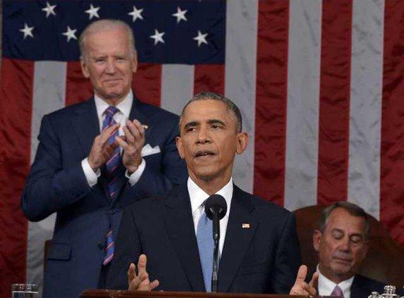 Obama State of Union Werm