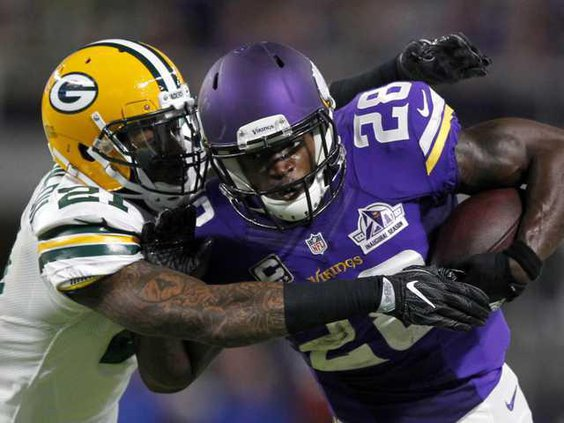 Packers Vikings Footb Heal WEB