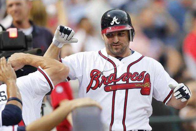 Padres Braves Basebal Heal