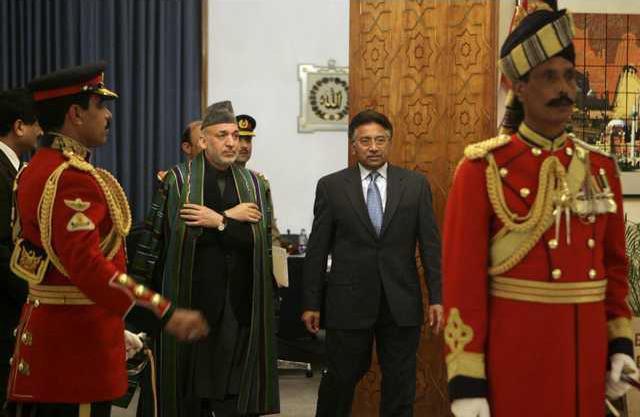 Pakistan Afghanista 5495385