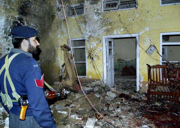 Pakistan Blast PES1 6316010