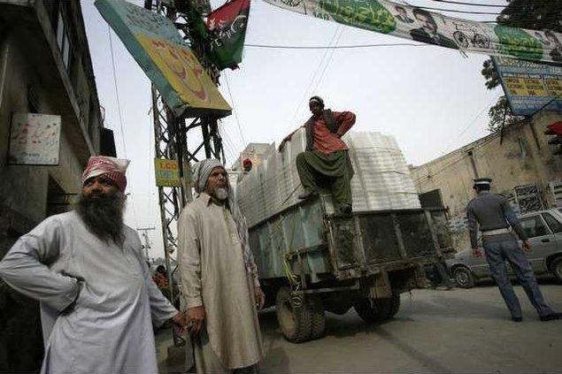 Pakistan Election J 5403728