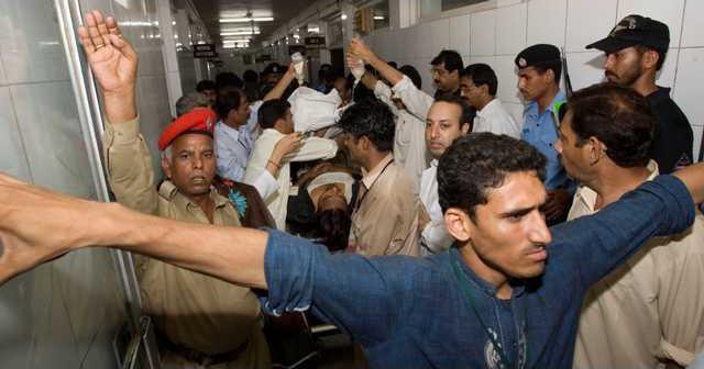 Pakistan Explosion 6455469