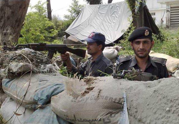 Pakistan Militant V 5537581