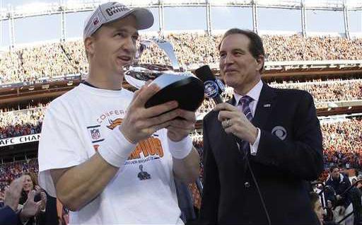 Patriots Broncos Foot Heal