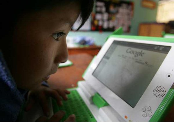 Peru One Laptop One V Heal