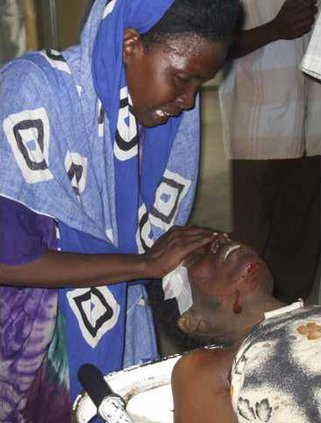 SOMALIA EXPLOSION N 5982458