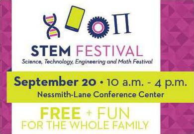 STEM Fest logo