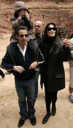 Sarkozys Wedding SE 5559622