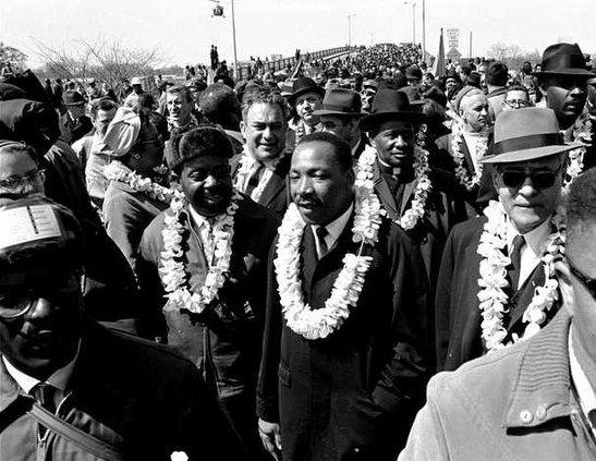 Selma Bridge KKK Lead Werm